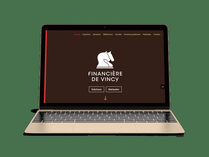 Financiere de Vincy
